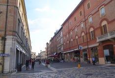 Rimini, Italy Royalty Free Stock Images