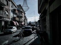 Rimini marknad Arkivbilder