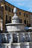 Rimini old town Royalty Free Stock Photos