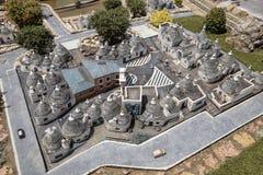 Rimini - Park Italy in miniature Royalty Free Stock Image