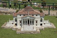 Rimini - Park Italy in miniature Stock Image