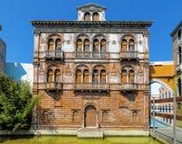 Rimini - Park Italy in miniature Stock Images