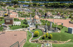 Rimini - Park Italy in miniature Stock Photography