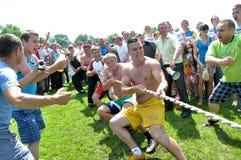Rimorchiatore rurale di sport di war_3 Immagine Stock