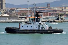 Rimorchiatore - Tugboat Royalty Free Stock Image