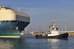 rimorchiatore tugboat Obrazy Royalty Free