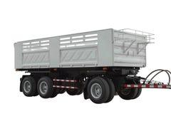 Rimorchio del camion Fotografie Stock