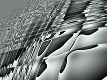Rimpelingen van de olie. Stock Afbeeldingen