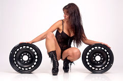 Rims Royalty Free Stock Photography