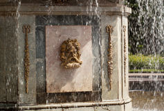 Rimsky-Brunnen im Park Stockfotografie