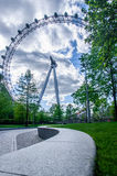 Rimuova l'occhio di Londra Fotografie Stock