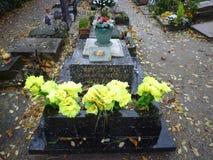 Rin Tin Tin tomb in Paris Royalty Free Stock Photos