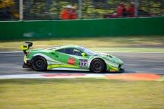 Rinaldi Racing Ferrari 488 GT3 at Monza Stock Images