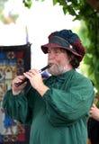 rinascita 2009 di festival il Texas Fotografia Stock Libera da Diritti