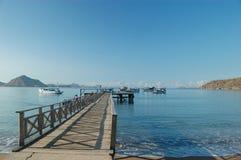 rinca острова Стоковые Фотографии RF
