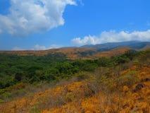Rincon de Ла Vieja Вулкан Стоковое фото RF