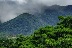 Free Rincon De La Vieja Vulcano And Misty Clouds Royalty Free Stock Photo - 94300605