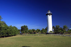 Rincon Lighthouse Puerto Rico Royalty Free Stock Images