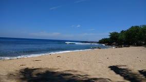 Rincon, spiaggia di Corcega, Stella, Porto Rico fotografie stock