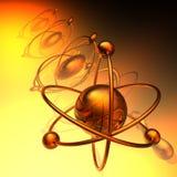 Rinda de la molécula Foto de archivo