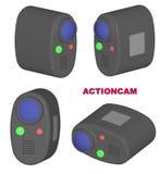 Actioncam Fotos de archivo