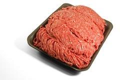 Rinderhackfleisch 2 Stockfotografie