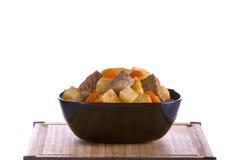 Rindfleisch-Eintopfgericht Stockfotos