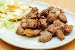 Rindfleisch gegrillt Stockbilder