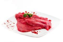Rindfleisch steack Lizenzfreies Stockfoto