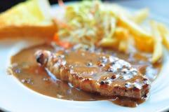 Rindfleisch-Steak Lizenzfreie Stockfotos