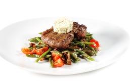 Rindfleisch-Steak Stockbilder