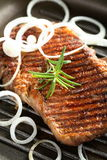 Rindfleisch vom Grill Lizenzfreie Stockfotografie