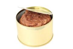 Rindfleischdose lizenzfreies stockfoto