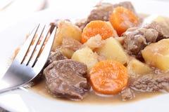 Rindfleischeintopfgericht Stockbilder
