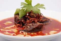 Rindfleischeintopfgericht Stockfoto