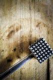 Rindfleischhammer Stockbild