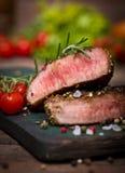 Rindfleischsteak Lizenzfreie Stockfotografie