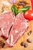 Rindfleischwürste Stockbilder