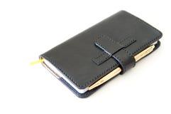 Rindledertagebuch Lizenzfreies Stockbild