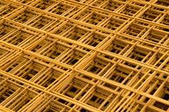 Rinforzo d'acciaio   Fotografie Stock