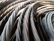 Rinforzo d'acciaio Immagine Stock