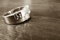 Ring Royalty-vrije Stock Afbeelding