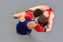 At ring Royalty Free Stock Image