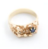 Ring. Lizenzfreie Stockfotografie