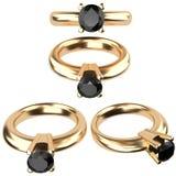 ring Royalty-vrije Stock Foto's
