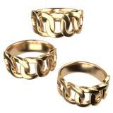 ring Royalty-vrije Stock Fotografie
