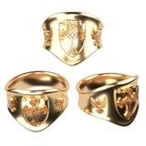 ring Royalty-vrije Stock Foto