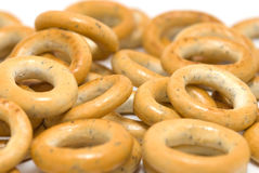 Ring bagels Stock Images