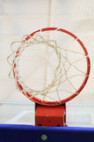 Ring basketball. Royalty Free Stock Photos