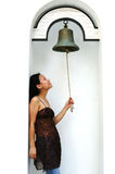 Ring the bell Royalty Free Stock Photography